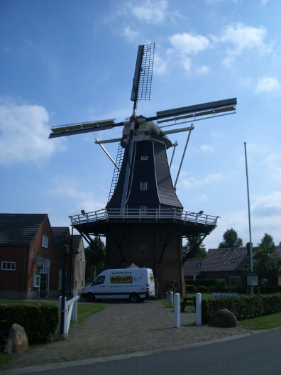Mühle Holland